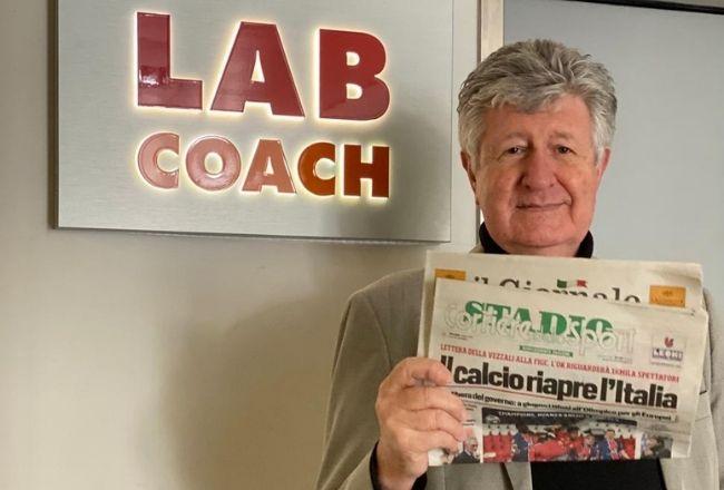 Bicego e la nuova Sede di Lab Coach: GUERRILLA marketing immediato.