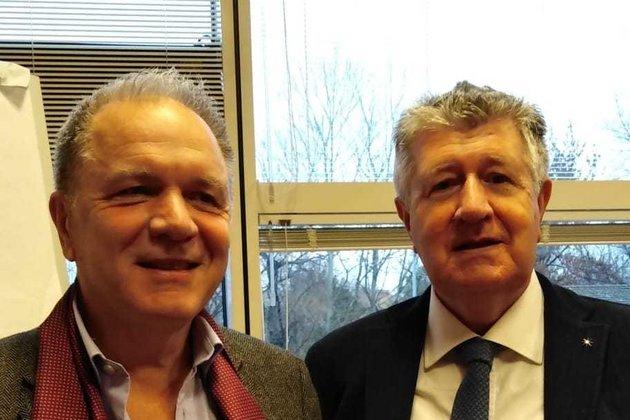 Ing. Framarin e Dr Bicego