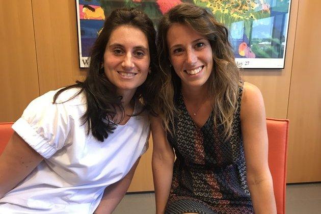 Laura Martini e Laura Dal Prà