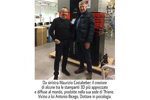 Incontro con Maurizio Costabeber