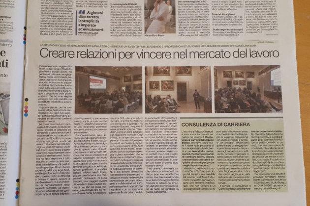 L'era di LinkedIn - Giornale di Vicenza