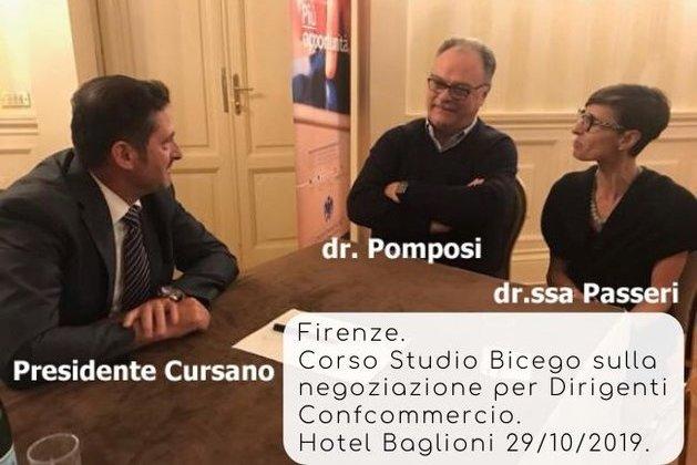 Dirigenti Confcommercio Firenze